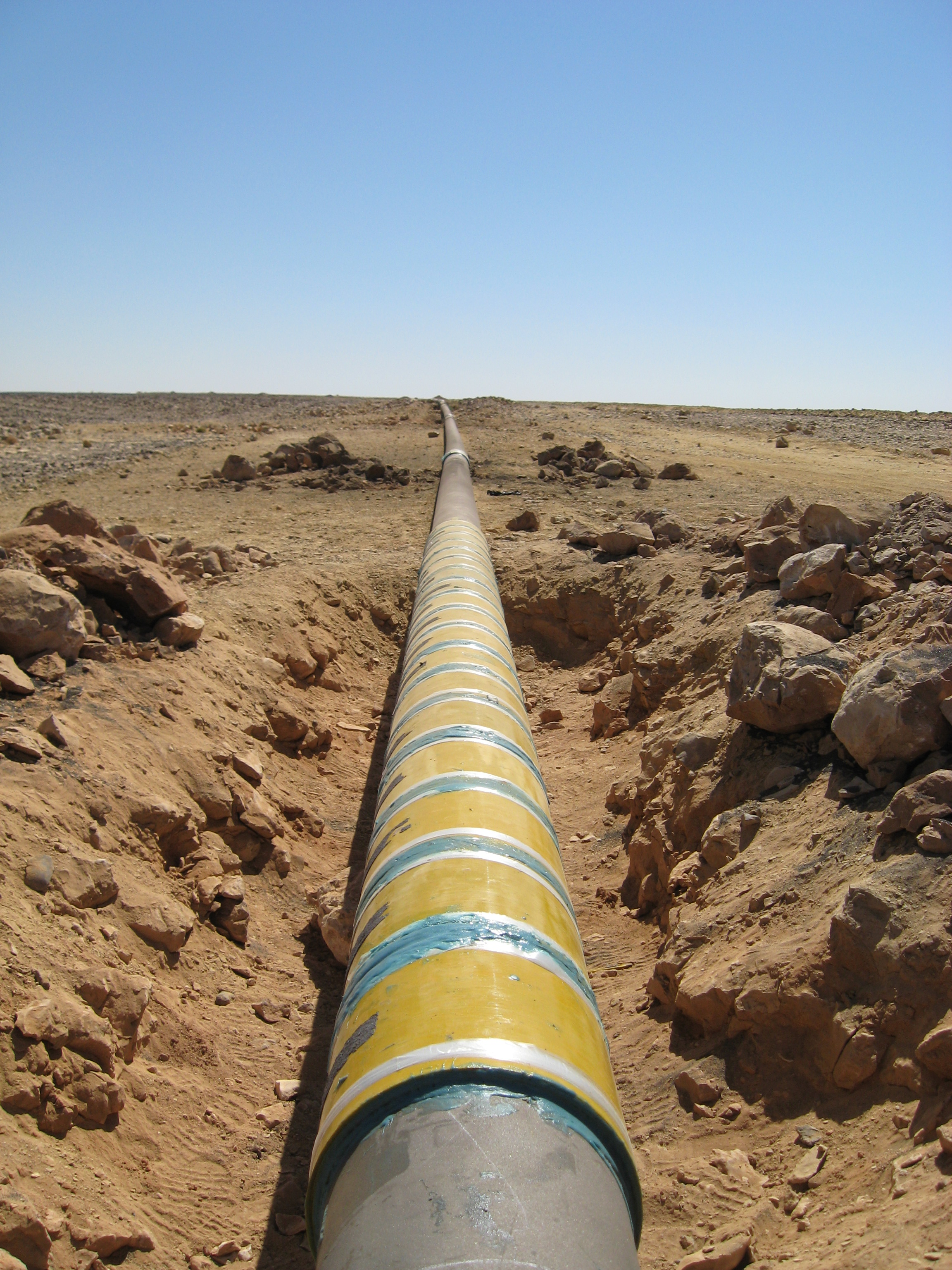 Pipeline Repair – Pipeline Replacement – Pipeline Tie-In