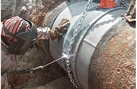 RAM-100 International – Steel Repair Sleeves