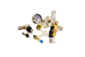 Heat Exchanger Vacuum Leak Testing Guns